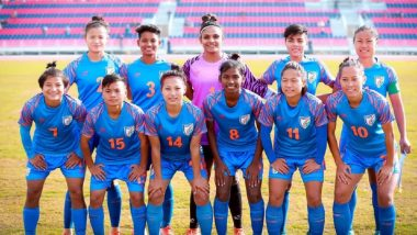 South Asian Games Women Football 2019: Indian Eves Thrash Sri Lanka 6–0 at SAG