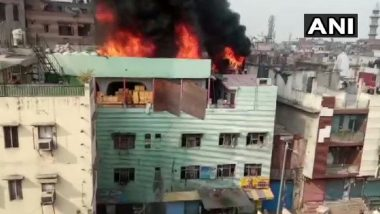 Delhi Anaj Mandi Fire: Most Fatalities Due to Suffocation as Building Was Filled With Carbon Monoxide
