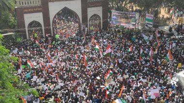 Karnataka: Thousands Join 'Peace Rally' of Muslim Outfits in Bengaluru Against CAA-NRC; Curfew Lifted in Mangaluru