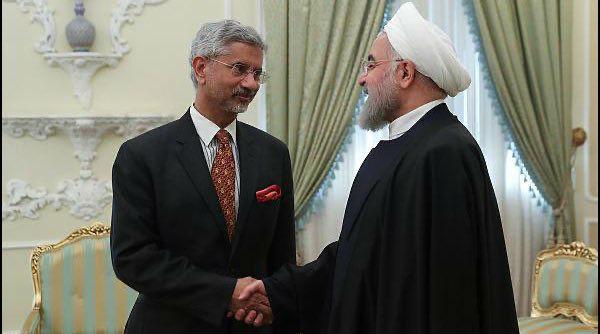 EAM S Jaishankar Meets Iranian President Hassan Rouhani as India, Iran Agree to Accelerate Work on Chabahar