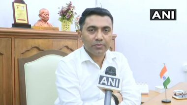 Section 144 Should Continue in Goa, Even After Coronavirus Lockdown, Says CM Pramod Sawant