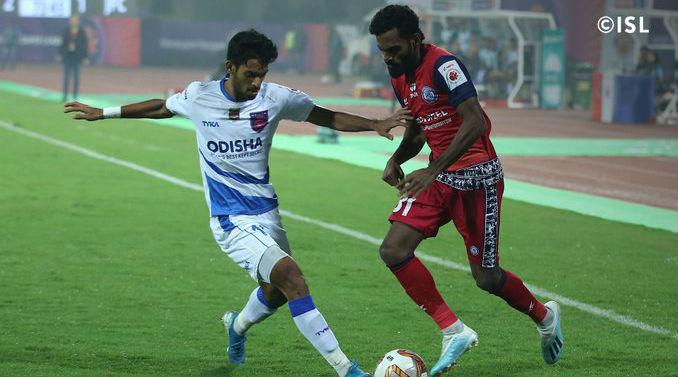 ISL 2019-20 Result: Odisha FC Beat Jamshedpur 2–1 in 1st Match at Kalinga Stadium