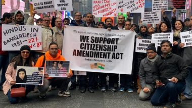 Indian-Americans Hold Events in New York in Support of Citizenship Amendment Act