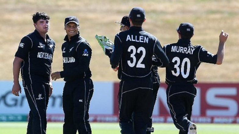 ICC U19 Cricket World Cup 2020: New Zealand Announces 15-Man Squad for Under-19 CWC to Be Held in South Africa From January 17