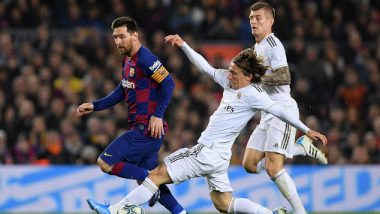 El Clasico 2019, Barcelona 0–0 Real Madrid: Twitter Reacts to First Goalless Draw in 17 Years, Labels It One of the Worst Clasicos'