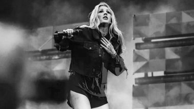 COVID-19: Ellie Goulding Provides 400 Phones to the Homeless Amid The Coronavirus Outbreak