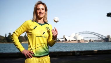 ICC Annual Awards 2019: Ellyse Perry Wins ICC Women's Cricketer of the Year, Alyssa Healy Named T20I Cricketer