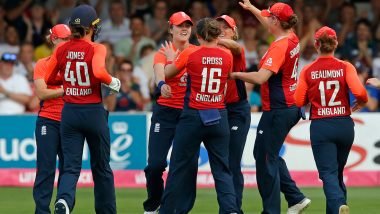 Live Cricket Streaming of England Women vs South Africa Women ICC Women's T20 World Cup 2020 Match on Hotstar and Star Sports: Watch Free Live Telecast of ENG W vs SA W on TV and Online