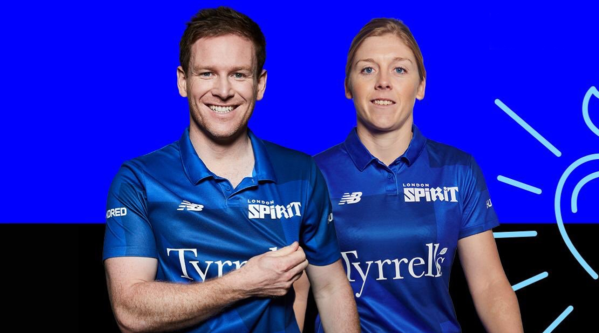 The Hundred 2020: Eoin Morgan, Heather Knight Named Captains of London Spirit Men's & Women's Cricket Teams