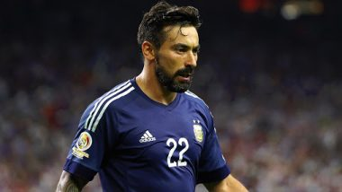 Ezequiel Lavezzi, Former Argentina and PSG Forward, Announces Retirement From Football