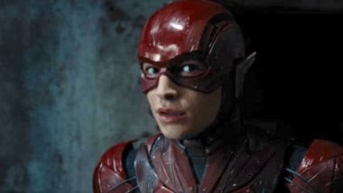 Ezra Miller's Solo Flash Movie Still Far Away, Slated to Release in 2022