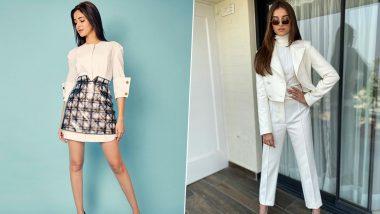 Fashion Faceoff: Ananya Panday or Tara Sutaria, Whose White Winter Dream Is a HOOT?