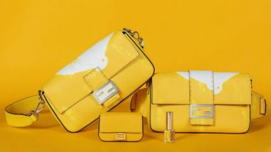 FendiFrenesia Baguette: Fendi and Francis Kurkdjian Join Hands To Present World's First Fragrance-Infused Handbags (View Pic)