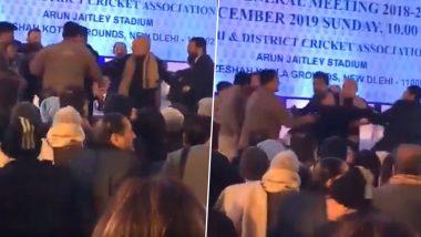 Fight During DDCA AGM, Gautam Gambhir Shares Video; Calls for Dissolution of Delhi Cricket Body