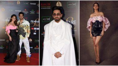 Filmfare Glamour and Style Awards 2019 Full Winners List: Varun Dhawan, Alia Bhatt, Ayushmann Khurrana, Ananya Panday and Others Won Big at the Shimmery Ceremony