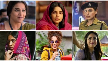 Year Ender 2019: Alia Bhatt in Gully Boy, Kangana Ranaut in Judgementall Hai Kya, Priyanka Chopra in The Sky Is Pink and More - 11 Best Performances By An Actress in Bollywood This Year