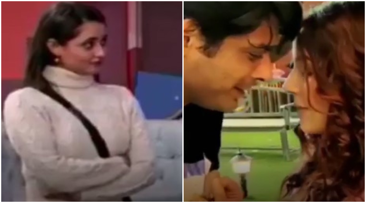 Bigg Boss 13 Preview: Rashami Desai Gets Cranky Over the 'Kalikh' Task to Sidharth Shukla-Shehnaaz Gill's Romantic Comedy (Watch Video)
