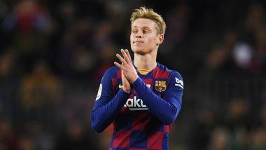 Frenkie De Jong, Aitana Bonmati Win Barcelona's Players of the Season Awards For 2020-21 Campaign