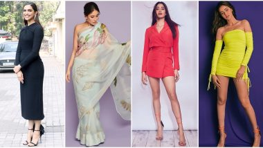 Deepika Padukone, Ananya Panday, Kareena Kapoor Khan Brew Some Sartorial Romance with their Fashion Picks this Week