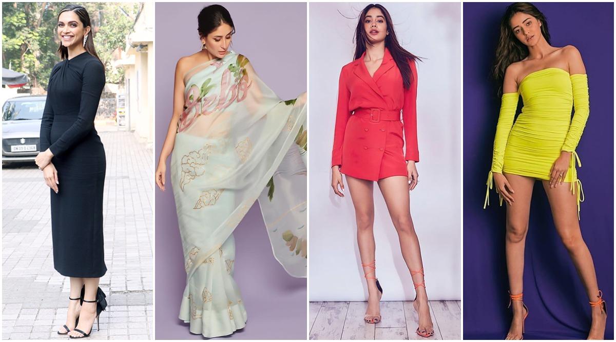 Deepika Padukone, Ananya Panday, Kareena Kapoor Khan Brew Some Sartorial Romance with their Fashion Picks this Week