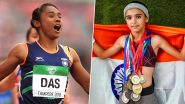 Pooja Bishnoi to Hima Das, Female Sports Stars of India Feature in Google's New Ad Campaign (Watch Video)