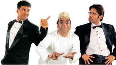 Akshay Kumar Confirms Hera Pheri 3, Says they are Working to Get it Started