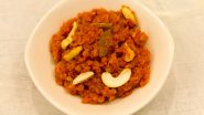 Gajar Ka Halwa Is Your Winter Superfood! 5 Reasons Why You Should Eat This Carrot Dessert to Improve Your Health