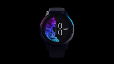 Garmin Venu Smartwatch With AMOLED Display Launched in India At Rs 37,490