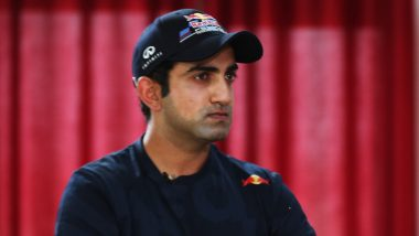 Gautam Gambhir Donates Rs 1 Crore to PM CARES Fund Amid Coronavirus Pandemic