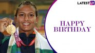Happy Birthday Geeta Phogat: Lesser-Known Things to Know About India's 1st CWG Gold-Medallist Wrestler