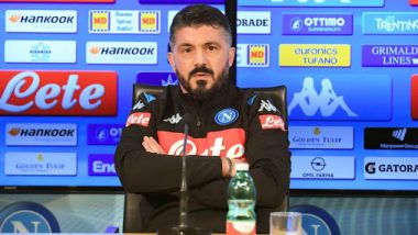 Serie A: Napoli Appoint Gennaro Gattuso As New Head Coach Following the Sacking of Carlo Ancelotti