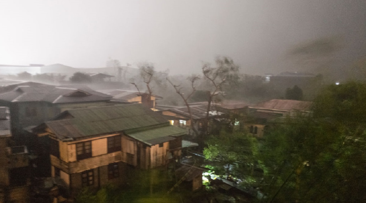 Typhoon Phanfone: Central Philippines Pummels Due to Typhoon on Christmas Day