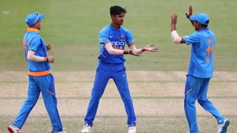 ICC U-19 World Cup 2020: Priyam Garg-Led Team India Undergoing Boot Camp at Nagarhole National Park to Prepare for the Tournament