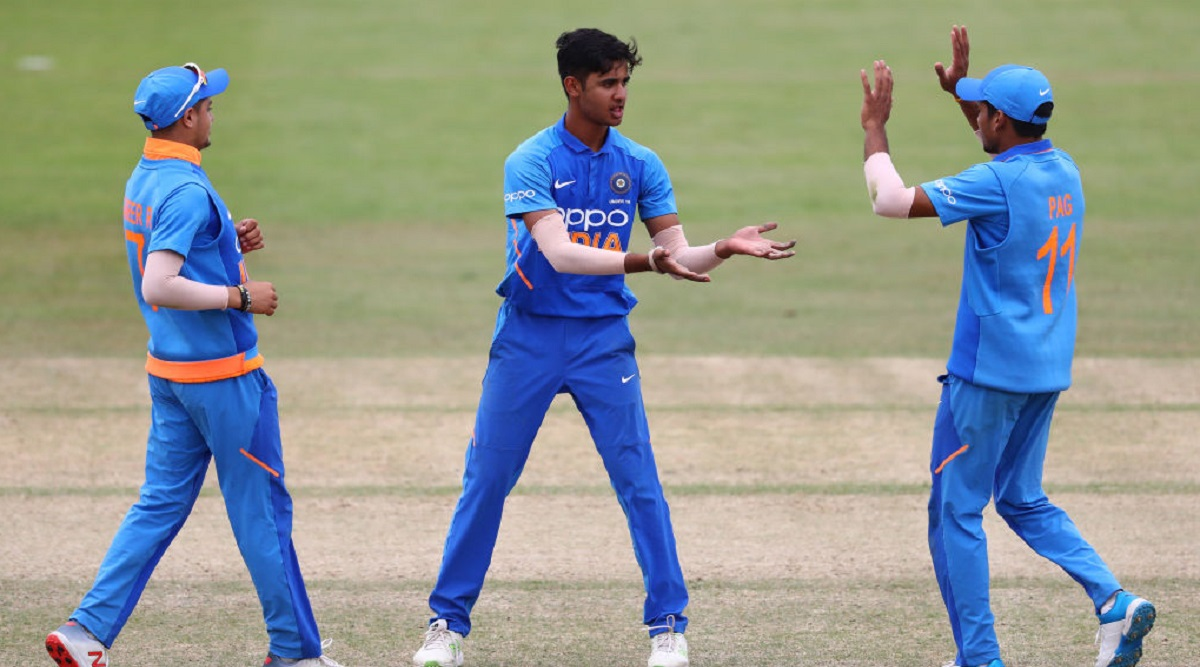 Team India Squad for ICC U19 World Cup 2020: Priyam Garg Named Captain, Teenage Sensation Yashasvi Jaiswal to Open the Innings