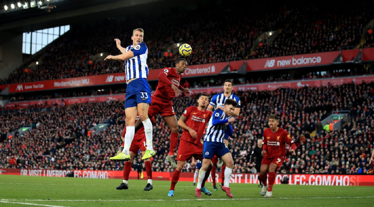 Premier League 2019 Match Results: Liverpool Stretch Lead With 2-1 Win Over Brighton; Manchester City Jolted by Newcastle United, Chelsea Stumble Against West Ham