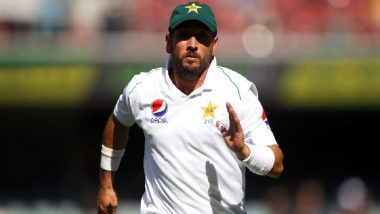Pakistan vs Sri Lanka 1st Test 2019: Yasir Shah Released From Squad to Work With Mushtaq Ahmed