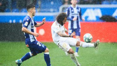La Liga 2019–20: Real Madrid Top Alaves 2–1 in Rain-Drenched Clash
