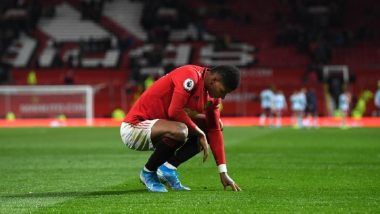 Manchester United Striker Marcus Rashford Out Until February with Back Injury