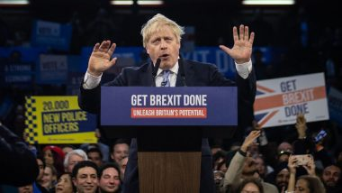 UK General Elections 2019: Britain Goes to Polls to Determine Immediate Future of Brexit