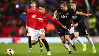 Europa League 2019–20 Result: Mason Greenwood Stars as Manchester United Thrash AZ Alkmaar 4–0