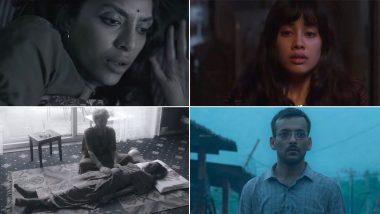 Ghost Stories Teaser Video: Janhvi Kapoor, Sobhita Dhulipala, Avinash Tiwary Starrer Horror Film on Netflix Looks Promising