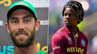 IPL 2020 Player Auction: Shimron Hetmyer to Glenn Maxwell, 5 Foreign Players Who Look Hot Favourites in Indian Premier League Season 13 Auctions