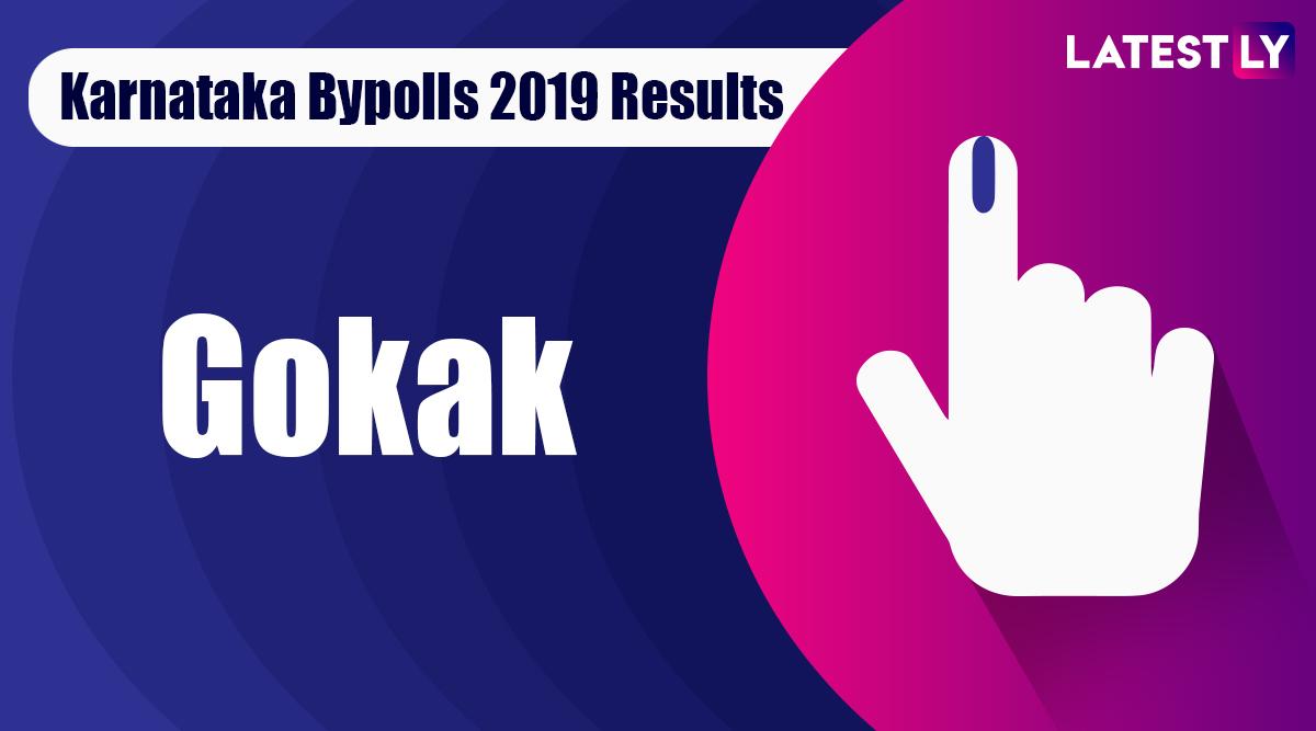 GokakBypoll 2019 Result For Karnataka Assembly: Jarkiholi Ramesh Laxmanrao of Congress Wins MLA Seat