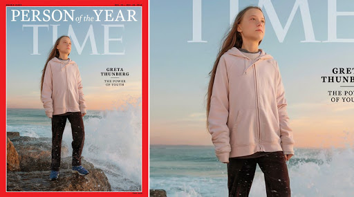 TIME Magazine's 2019 Person of The Year's Name Announced: Greta Thunberg, 16-Year-Old Swedish Environmental Activist, Featured on Iconic Cover