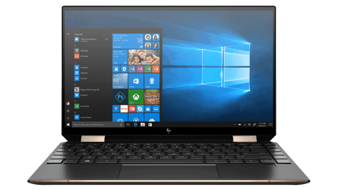 HP Spectre x360 13-inch Laptop with 22-Hour Battery Launched In India at Rs 99,990