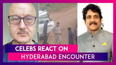 Hyderabad Rape & Murder Accused Encounter: Celebrities React On Social Media