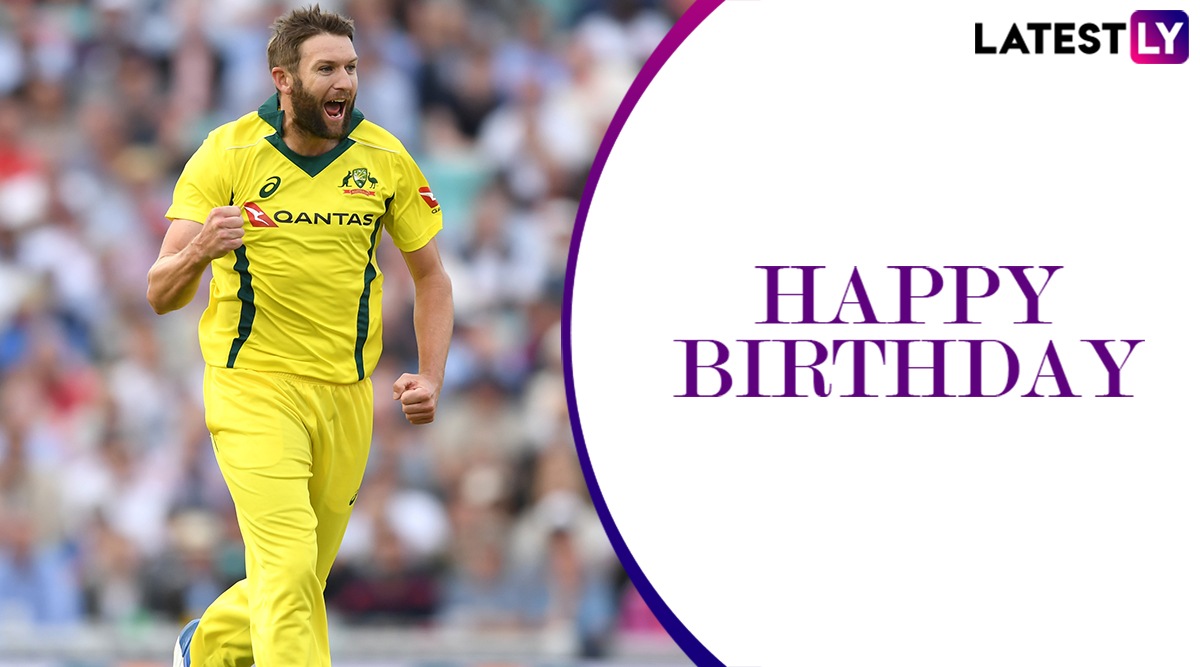 Happy Birthday Andrew Tye: A Look at Some Splendid T20 Performances The by Australian Pacer