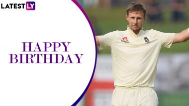 Joe Root Birthday Special: Five Outstanding Knocks By England's Test Captain