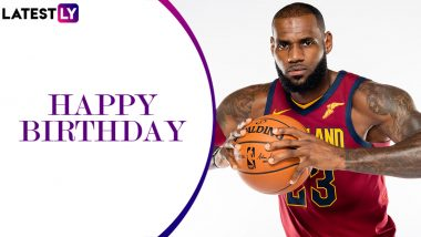 Happy Birthday LeBron James: Top Achievements of Legendary Basketball Player As He Turns 35