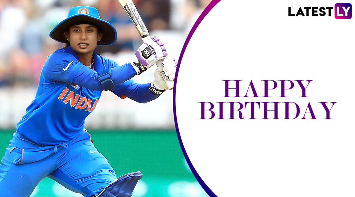 Happy Birthday Mithali Raj: A Look at 5 Prolific Innings by India's Legendary Batswoman